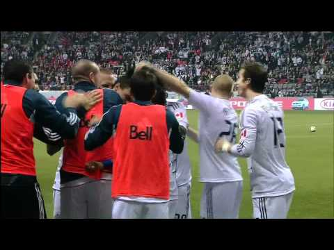 Vancouver Whitecaps FC vs Colorado Rapids - Alain Rochat 1-0 Goal - 2011.10.22 - HD