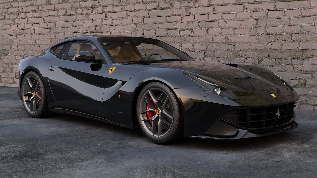 The Top 10 Most Beautiful Ferraris of All Time - YouTube
