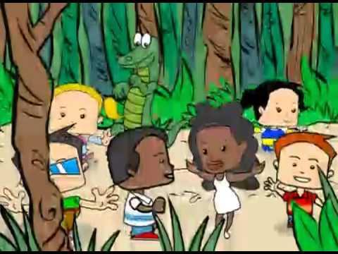 el-negro-cirilo---canti-rondas- -canciones-infantiles