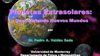 Conferencia sobre Exoplanetas
