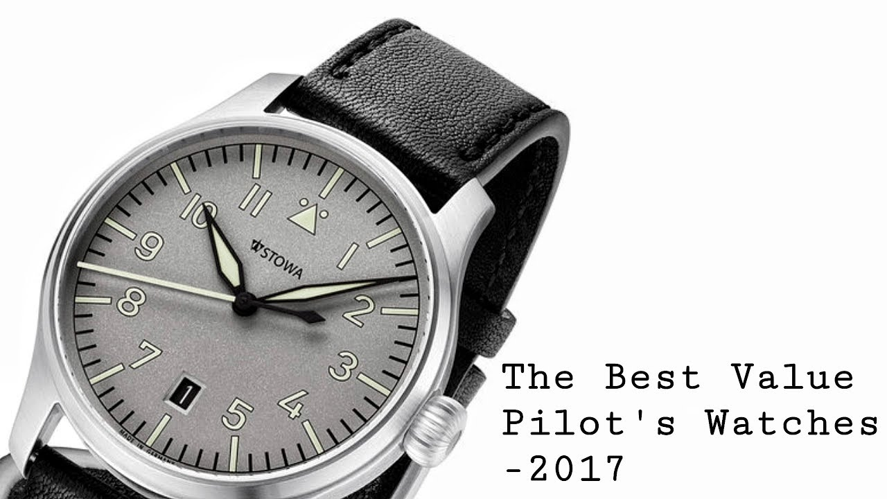 The best value for money pilot 39 s watches 2017 youtube for Highest r value windows 2017