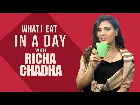 Richa Chadha : What I eat in a day | Lifestyle | Pinkvilla | Bollywood