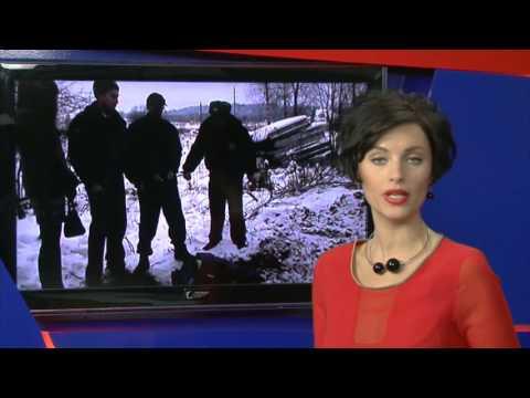 МП 3 Убил и закопал Нолинск  Место происшествия 24 11 2015 #4
