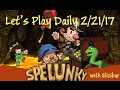 Spelunky - Daily Challenge 2/21/17