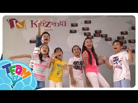 Team Yey Time Out | Kidzania Manila