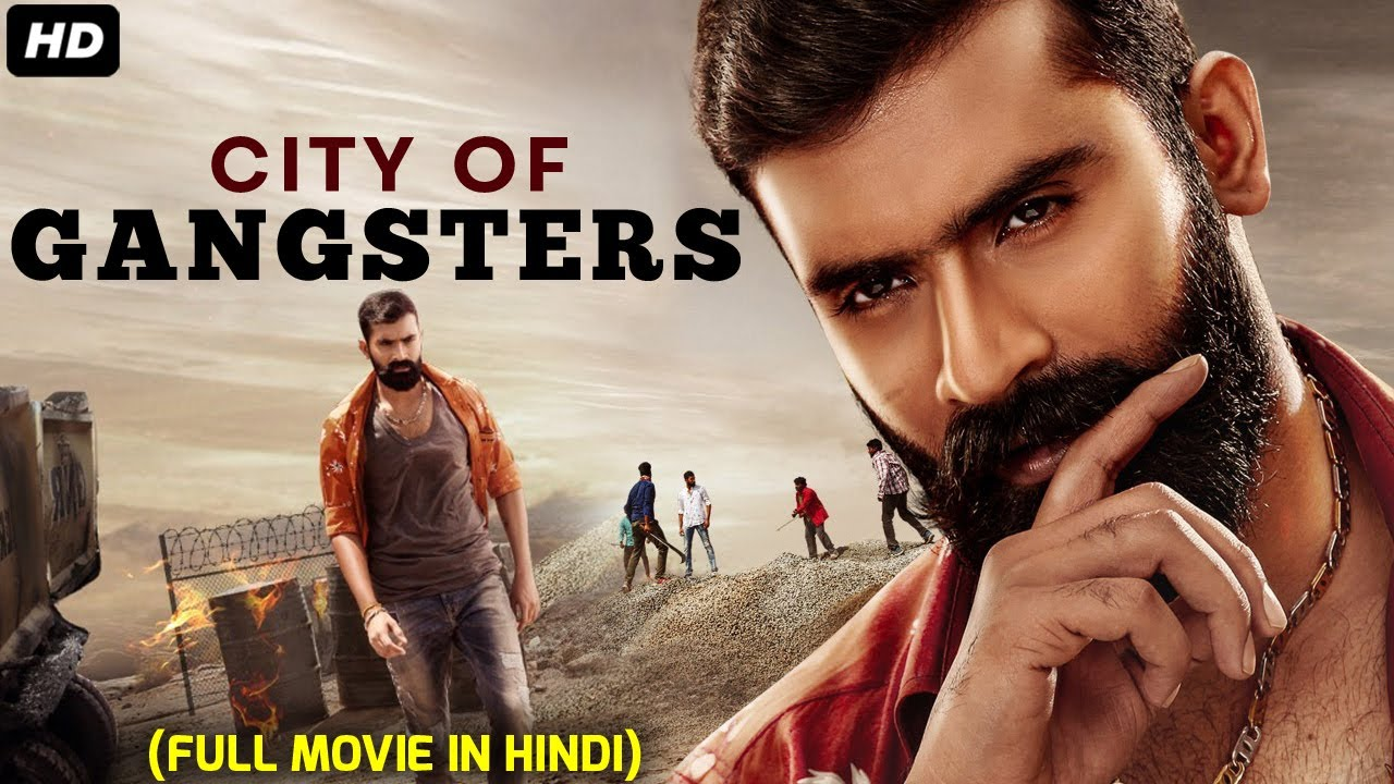 City Of Gangsters (2021) Full Movie Dubbed In Hindi | Superhit Hindi Dubbed Full Action Movie