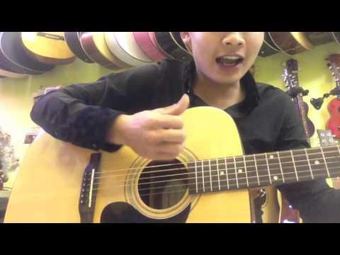 Chim và bướm (chế) - guitar cover