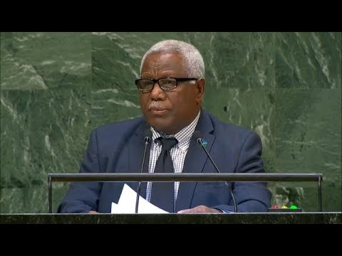 🇸🇧 Solomon Islands - Prime Minister Addresses General Debate, 73rd Session