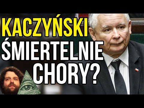 Jarosław Kaczyński Umierający i Chory na Raka Trzustki? - Spiskowe Teorie