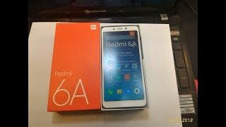 Смартфон Xiaomi Redmi 6A  с Tmall