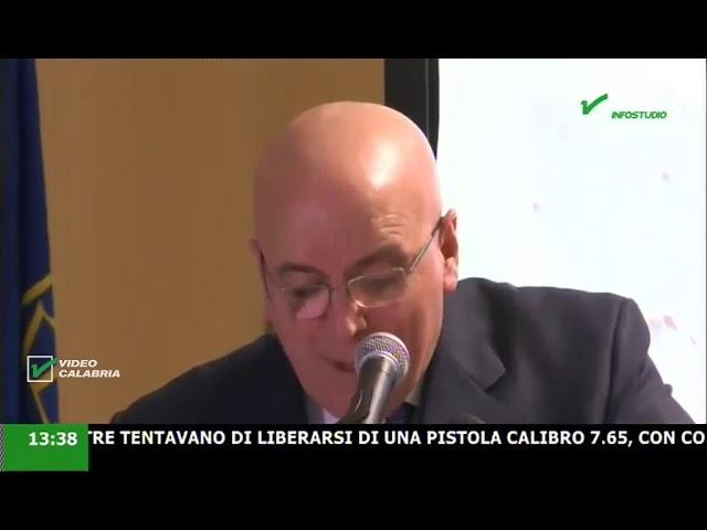 InfoStudio il telegiornale della Calabria notizie e approfondimenti - 01 Febbraio 2020 ore 13.30