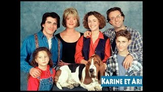 Заставка к сериалу Карин и её собака / Karine et Ari Opening Credits