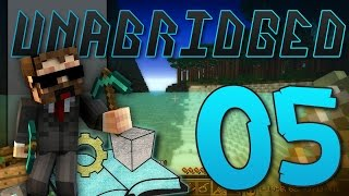 "Minecraft - ""UNABRIDGED""-  PRIMUS - SMP - ""Exploring Tropicraft Dimension!"" - EP 05"