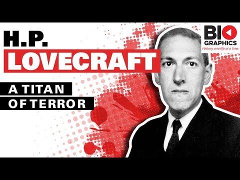 H.P. Lovecraft: A Titan of Terror