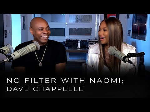 Dave Chappelle on Stand-Up, Africa, and Dancing in the White House   No Filter with Naomi