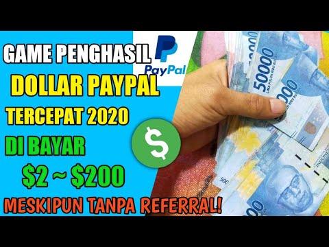 Cara Mendapatkan Saldo Paypal Gratis | Aplikasi Penghasil Paypal | 2020.