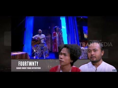 FOURTWNTY, Band Indie Yang Nyentrik | HITAM PUTIH (30/07/18) 3-4