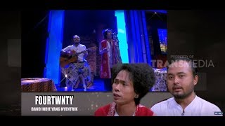 FOURTWNTY, Band Indie Yang Nyentrik | HITAM PUTIH (30/07/18) 3-4 MP3
