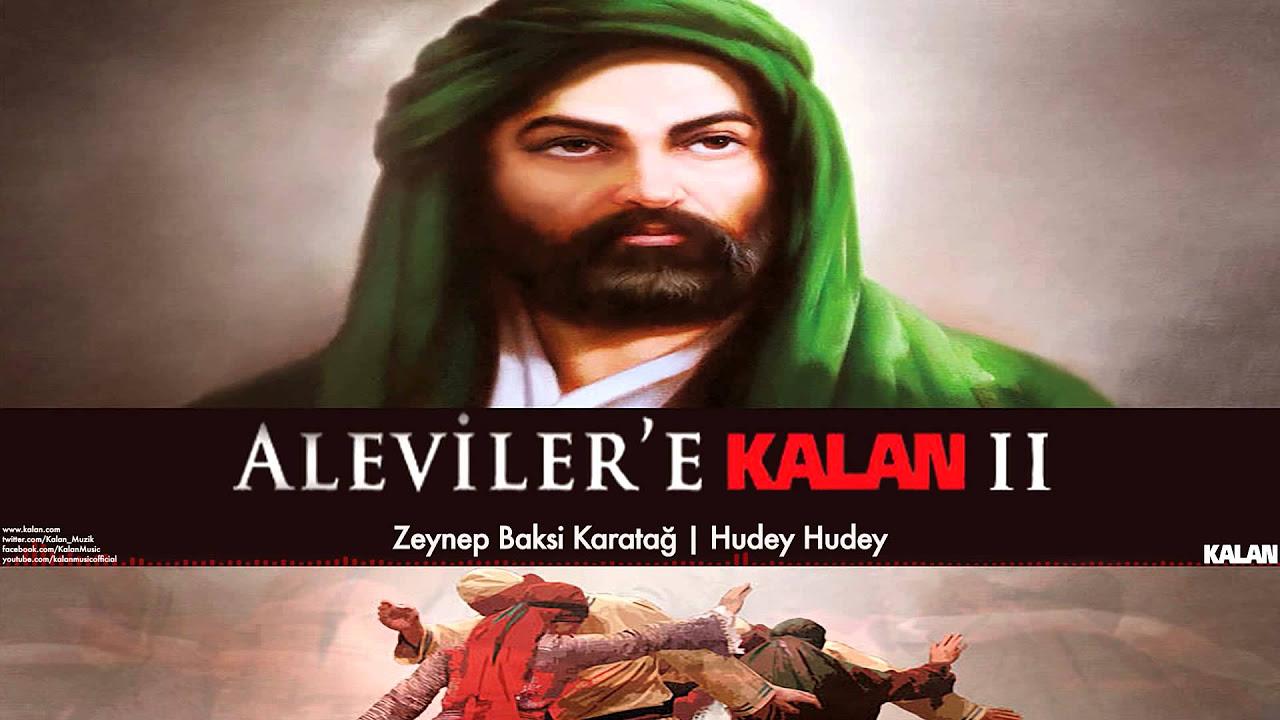 Zeynep Baksi Karatağ - Hudey Hudey [ Aleviler'e Kalan II © 2015 Kalan Müzik ]