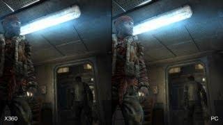 Metro Last Light: Xbox 360 vs. PC Comparison
