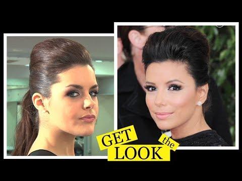 Look Eva Longoria Relooking Maquillage Et Coiffure Lifestyle Youtube