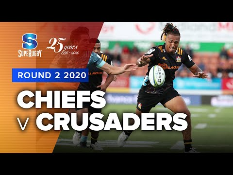 Super Rugby 2020 | Chiefs v Crusaders - Rd 2 Highlights