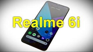 Обзор realme 6i - недорогой смартфон с большой батареей и NFC