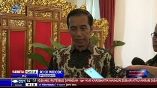 Jokowi Sampaikan Duka Cita Atas Wafatnya Mbah Moen