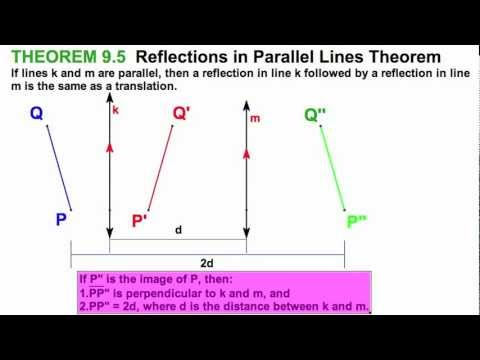 Composite Transformations In The Coordinate Plane 95 Youtube