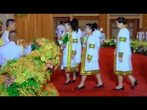 พิธีพระราชทานปริญญาบัตร มสธ รุ่น (ประวัติศาสตร์ต้องจารึก) 33 วันที่ 28 เช้า