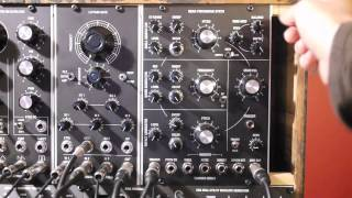 Thomas Henry Mega Percussive Synth Demo
