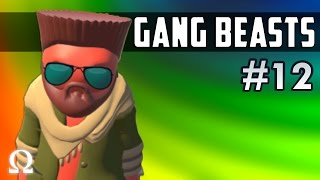 HELLO MR. PEANUT BUTTER CUP MAN! | Gang Beasts #12 Funny Moments ft. Delirious, Cartoonz, Bryce