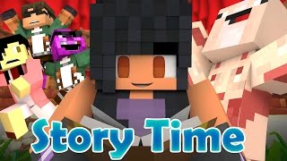 Minecraft Story Time w/ Aphmau | Attack on Prom Queen Fanfic