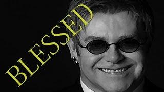 Elton John - Blessed - Instrumental Karaoke