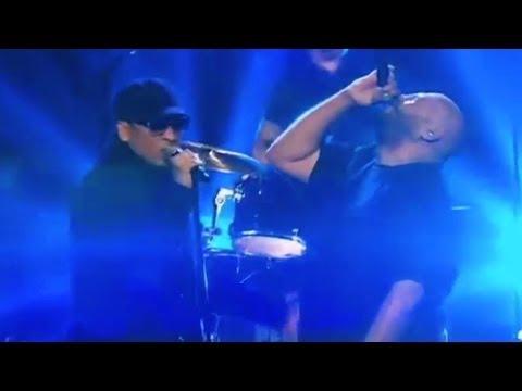 Moses Pelham & Band mit Xavier Naidoo - Halt aus (live) (Official 3pTV)