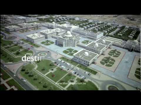 Sharjah Commerce and Tourism Development Authority - Sharjah Tourism movie
