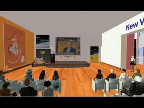 "NASA Future Forum 2008 San Jose ""Mixed Reality"" event"