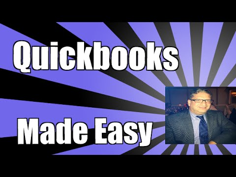 How to import customers from excel into Quickbooks - YouTube