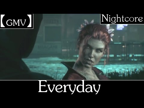 【GMV】Everyday - Joker/Harley/Ivy/Batman