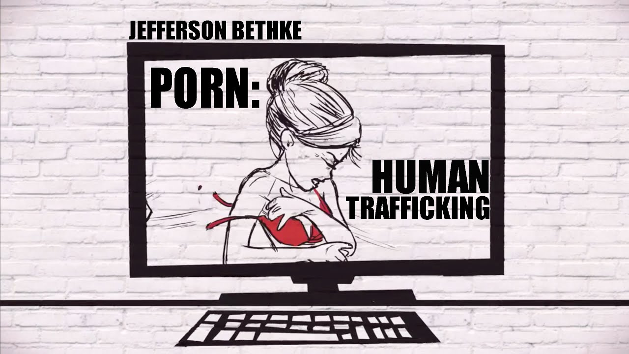 pornography and Human trafficking