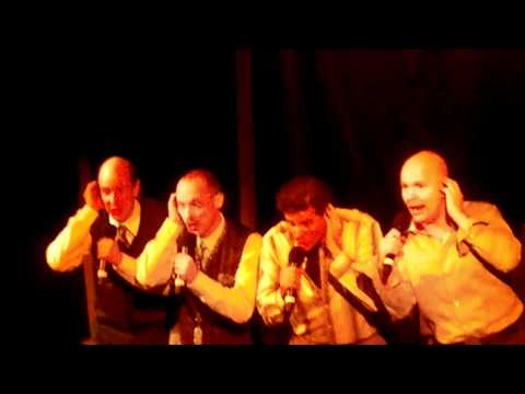 Testy Tiger - The blanks in Gothenburg live mp3