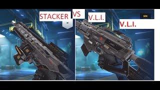 SAPPER T8 PRESTIGE STACKER vs T9 V.L.I.-35 GAMEPLAY WITH SG, WHICH ...