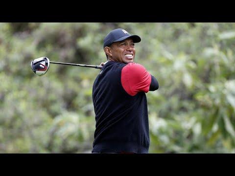Tiger Woods | Genesis Open Final Round Highlights