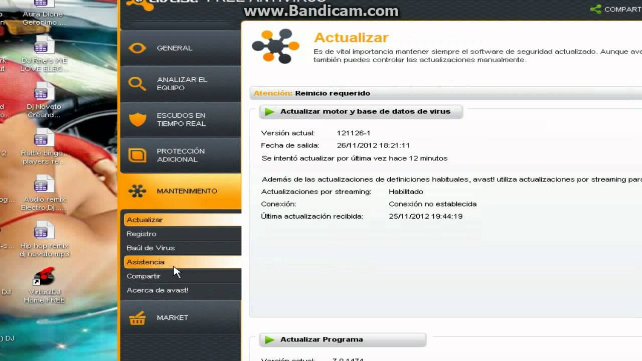 Activar Avast Hasta 2038 Tutorial Mas Serial 2012 2013 Youtube