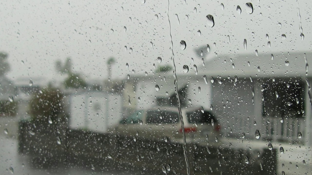 RAIN ON RV Sleep Sounds Great White Noise