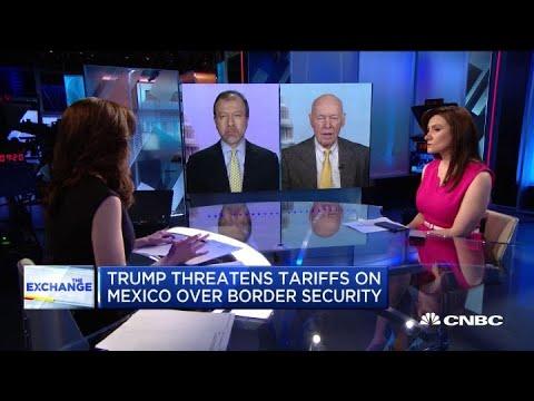 Trump's new Mexico tariffs makes no sense, says former US ambassador to Mexico