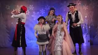 Новогодняя сказка Снегурочка и Белоснежка 21 12 2017