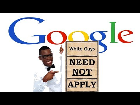 It's Not Okay To Be White At Google