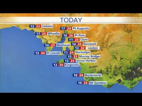 Weather at Westbourne Park Primary School | 9 News Adelaide