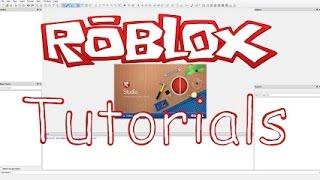 Roblox Scripting Basics Tutorial 1: How To Change BrickColor